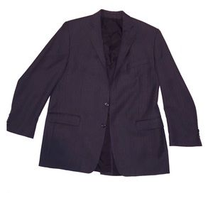 Ralph Lauren Suits & Blazers - Ralph Lauren Blazer - Charcoal Shark Skin Wool